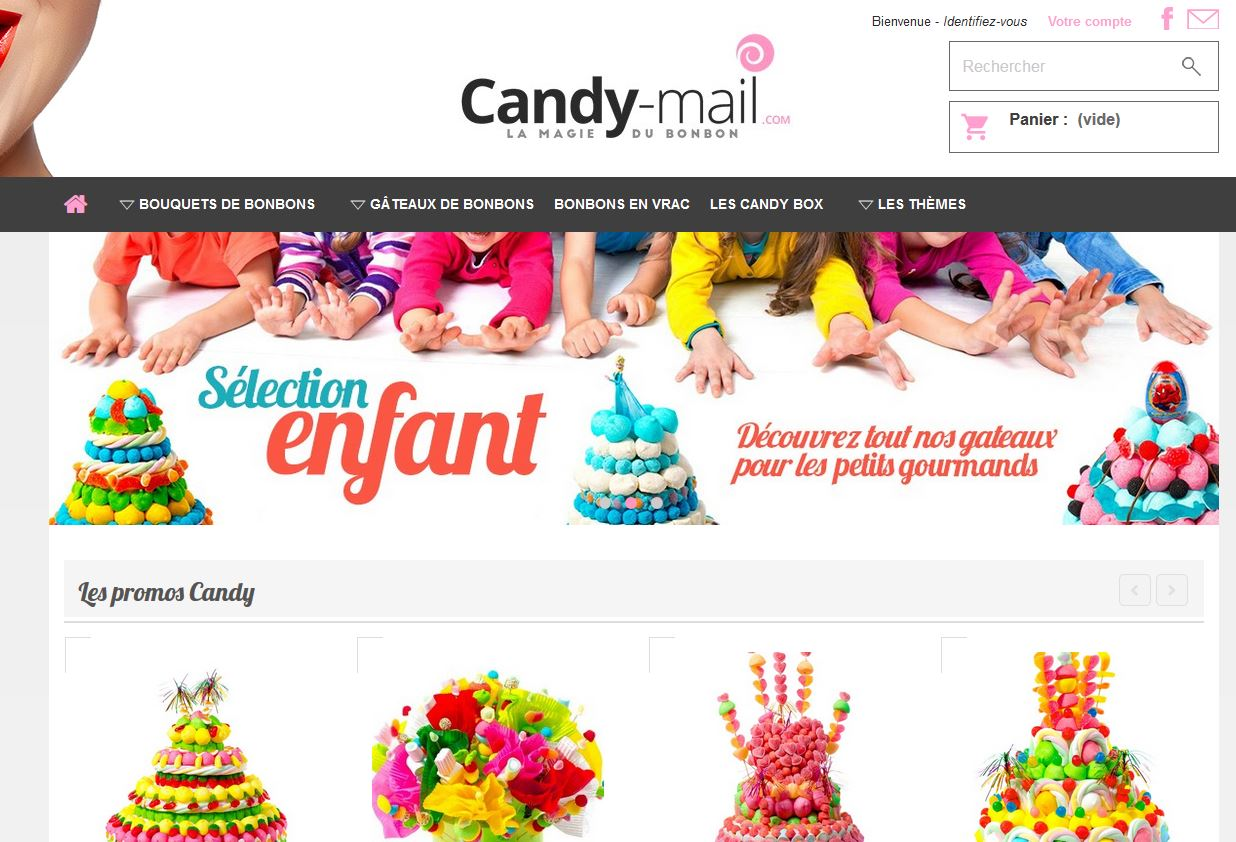 Candy Mail