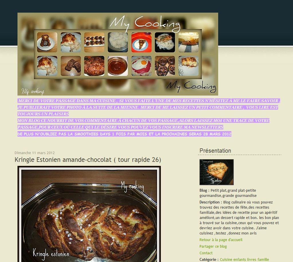 Cuisine gourmande for Cuisine gourmande